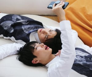 couple, offgun, and thai image
