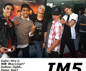 will jay, gabe morales, and im5 image