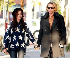 couple, Jamie Campbell Bower, and lily collins image