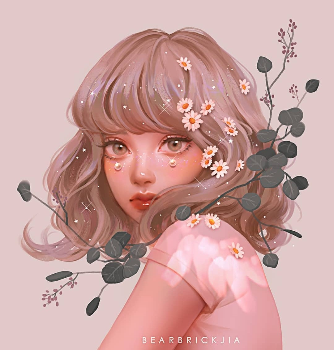 anime girl, light, and aesthetic image