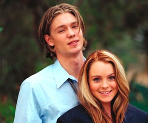 lindsay lohan, freaky friday, and chad michael murray image
