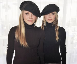 ashley olsen, photoshoot, and twins image