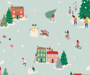 background, cath kidston, and pattern image