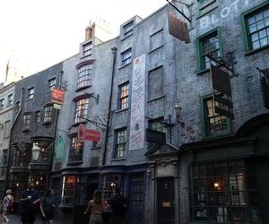 harry potter, orlando, and universal studios image