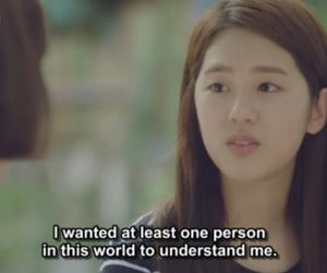 Korean Drama, quote, and age of youth image