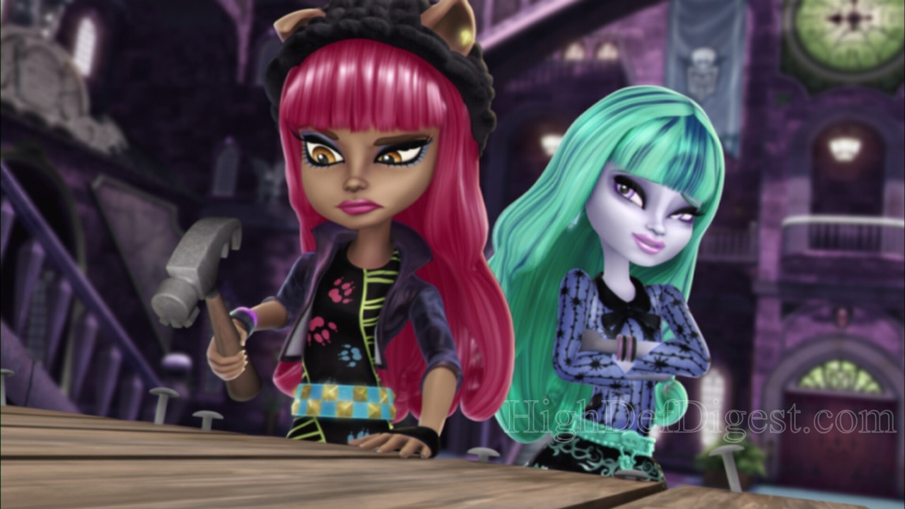 aesthetics, article, and monster high image