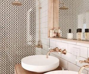 bathroom, house, and inspo image