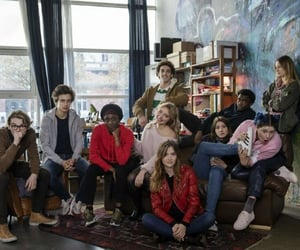 alex, skam, and friends image