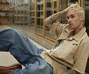 blond hair, Hot, and musician image
