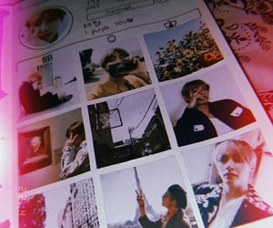 journal, kpop, and tae image