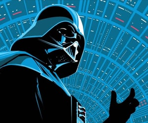 Anakin Skywalker, darth vader, and empire image
