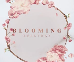 blooming, marble, and vector image