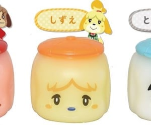 animal crossing, isabelle, and japanese image