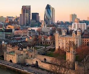 london, beautiful, and city image