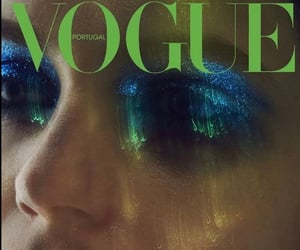 vogue, celebrity, and fashion image