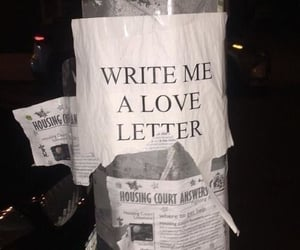 love, Letter, and quotes image