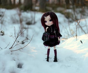 doll, pullip, and dolls image