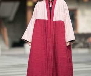 etsy, warm winter coat, and winter overcoat image