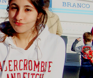 abercrombie and fitch, girl, and abercrombie image