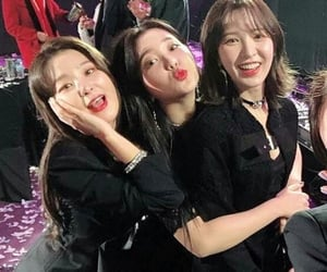 red velvet, wendy, and seulgi image