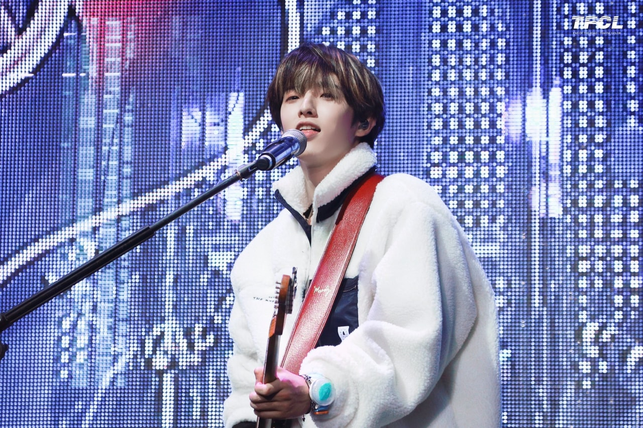 Jae, blonde highlights, and day6 image
