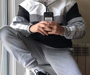 boys, fashion, and goals image