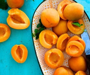fruit, apricot, and food image