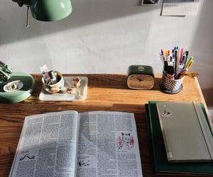 study, books, and motivation image