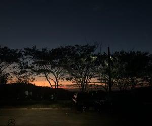background, dark, and goodnight image