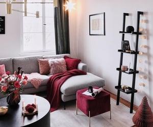 home, decoracion, and salon image