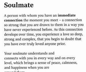 astrology, crystal, and soulmate image