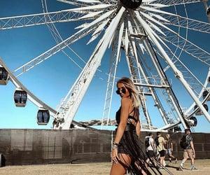 clothes, coachella, and festival image