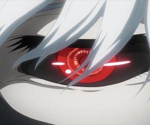ghoul, tokyo ghoul, and kaneki ken image