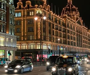 harrods and london image