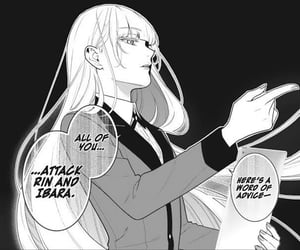 manga and kakegurui image
