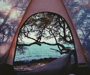 camp, camping, and explore image