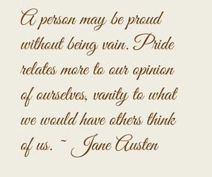 confidence, jane austen, and pride and prejudice image