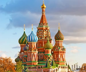 attraction, moscow, and travel image