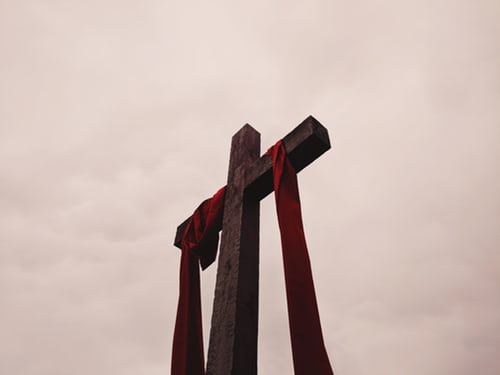 atonement, cross, and salvation image