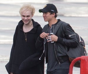 boys, low quality, and michael clifford image