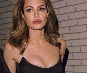 Angelina Jolie, girl, and woman image
