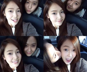 snsd, krystal jung, and f(x) image