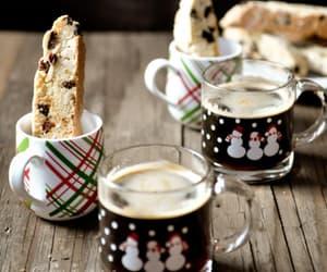 cake, coffee, and coffee break image