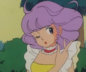 anime and クリーミーマミ image