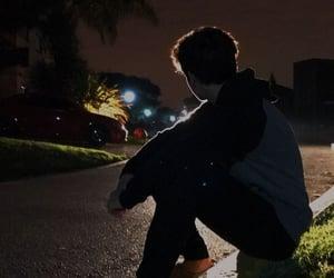 boy, far away, and feels image