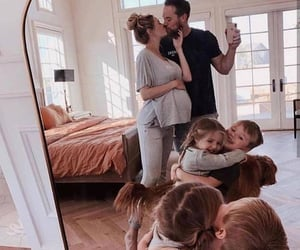 family, love, and kids image