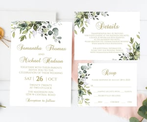 etsy, wedding invitation, and instant download image