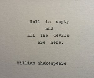quotes, Devil, and hell image