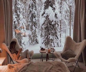cozy, mood, and winter image