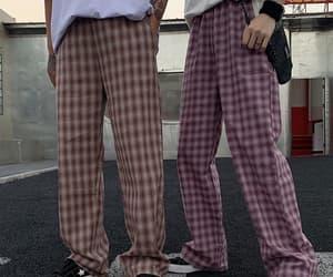 elastic, 2020, and pants image